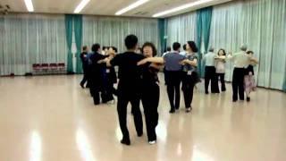 Tango 2010中級タンゴ ファーストダンスチーム