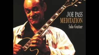 "Joe Pass — ""Meditation"" Solo Guitar [Full Album 2002] | bernie's bootlegs"