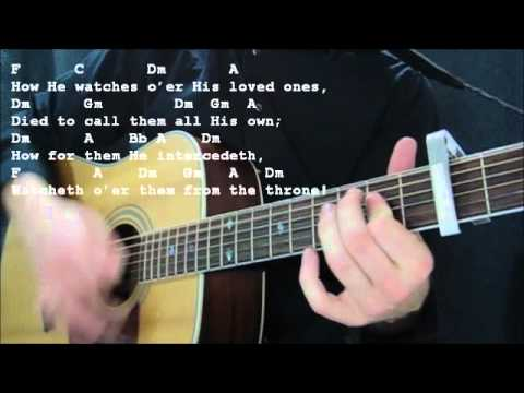 O The Deep Deep Love Of Jesus 3vv Youtube