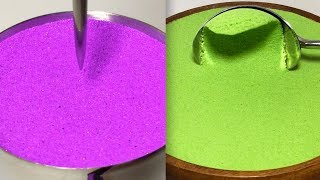 30 Minutes of Satisfying Sand and Mad Mattr Cutting Asmr