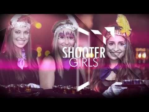 Promotional Model Agency - Glamour Promotions Video