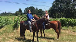 Horse Riding Near Portland Oregon