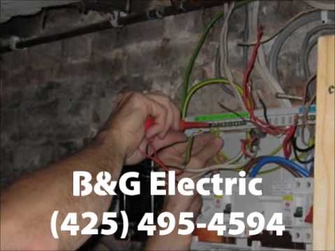 B and G Electric | Commercial Electricians in Bellevue