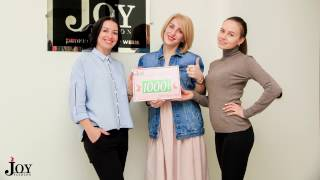 Магазин - шоурум Joy Fashion в Николаеве