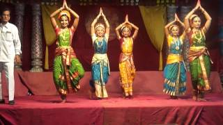 rama chandraya janaka kuchipudi dance