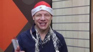 Поздравление с Новым годом от Ивана Кокорина