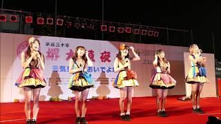 仮面女子:イースターガールズ(堺大魚夜市 2018年7月31日)-1...