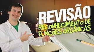 Reconhecimento de Funções Orgânicas - Revisão thumbnail