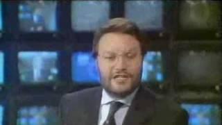 1989 la caduta del Muro di berlino nei tg italiani