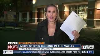Babies R Us Closing Several Las Vegas Stores