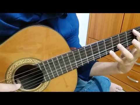 Để Nhớ Một Thời Ta đã Yêu (Bằng Kiều)-Guitar Solo - Guitar Phăng