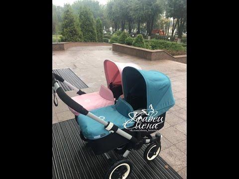Елена Кравец сказала как назвала малышей и показала их коляску