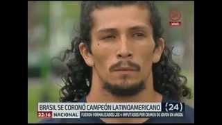 Bboy Jorgito - Reportaje TVN