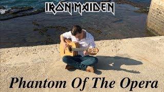 Phantom Of The Opera (IRON MAIDEN) Acoustic - Thomas Zwijsen & Wiktoria Krawczyk