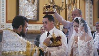 Красивое венчание в Севастополе. Херсонес