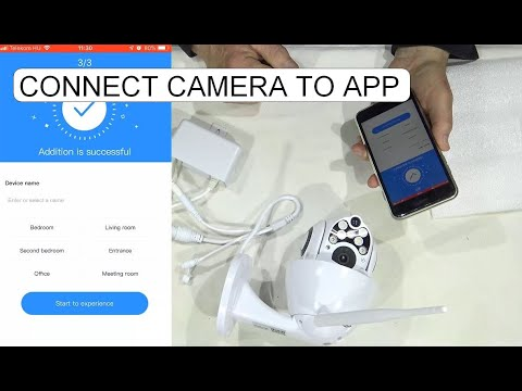 XMEye WiFi PTZ Surveillance Camera from YouTube · Duration:  11 minutes 45 seconds