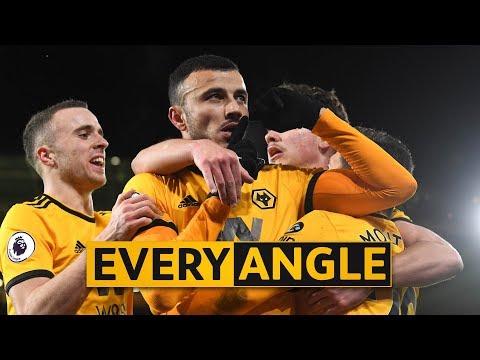 Saïss v West Ham | Every Angle