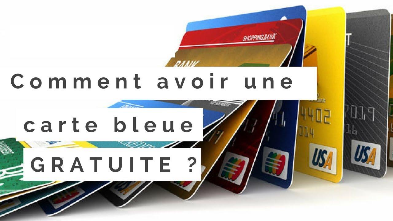 Des Youtube De Frais Bleue - Gratuite Avoir Une Carte Mois Payer Arrêter Comment Et Les Tous