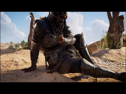 "Assassin's Creed Origins - All 12 Stone Circles Locations & Solutions -""Stargazer Achievement"""