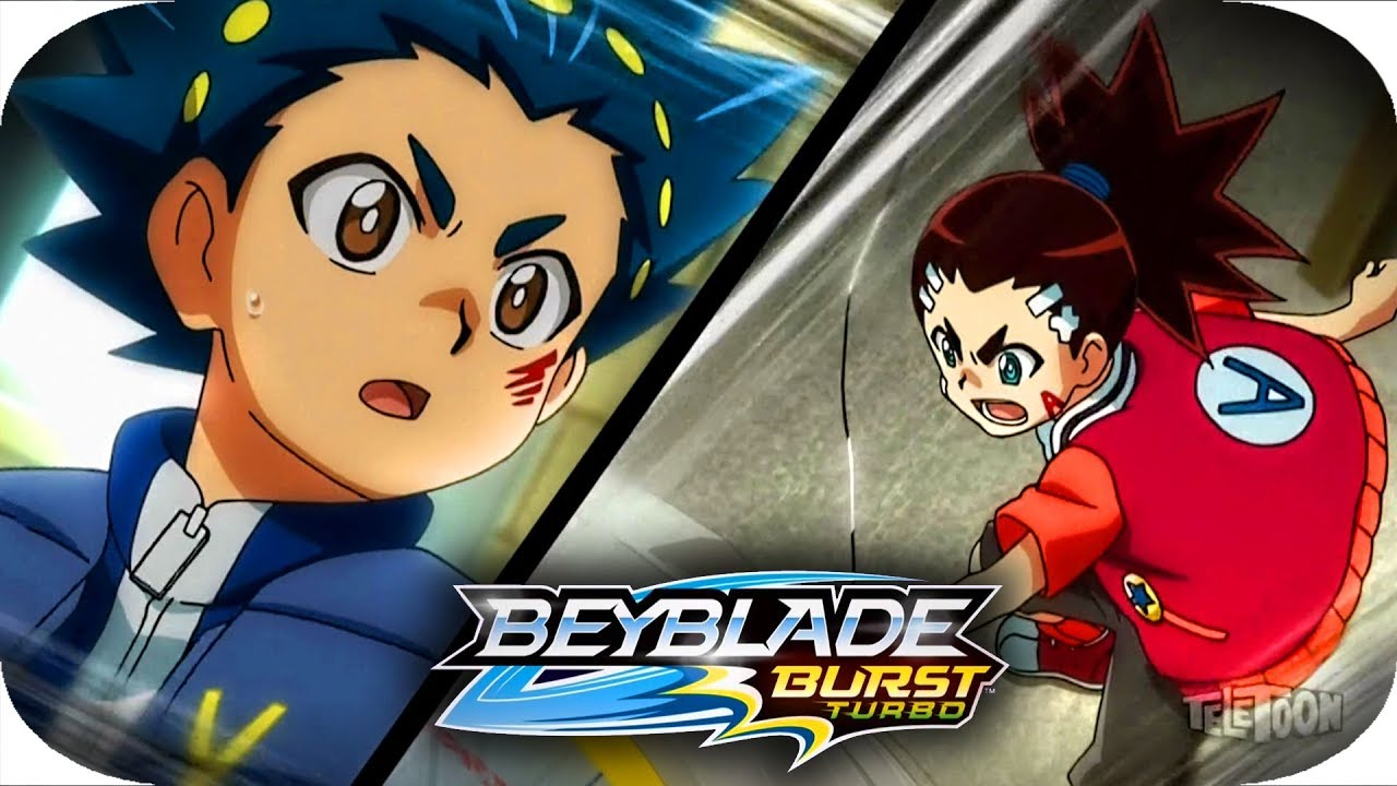 Beyblade Burst TURBO EPISODE 1 REVIEW!! ||