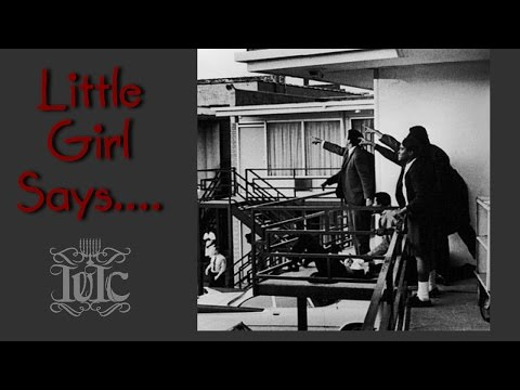 The Israelites:  Little Girl Says Dr. King Got Shot Down By White Boy