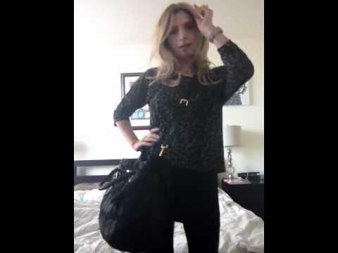 9bfa38d63ec9 Prada gaufre gauffre black nylon tessuto bag review - YouTube
