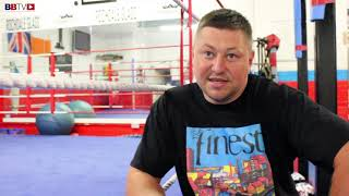 STEVE MAYLETT ON TERRY FLANAGAN SIGNING WITH MTK, FUTURE PLANS AND REACTION TO AJ DEFEAT