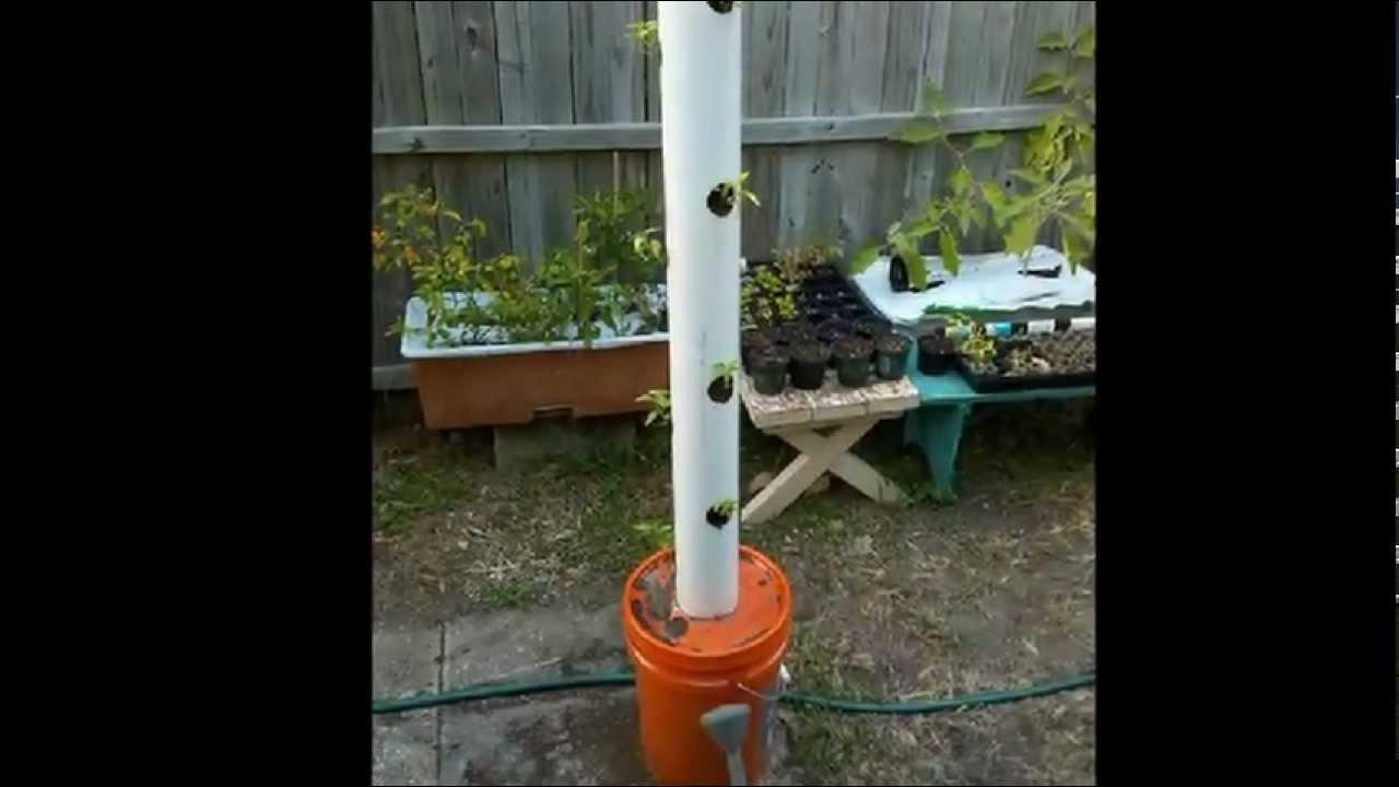 Vertical gardening youtube - Como decorar un jardin pequeno ...