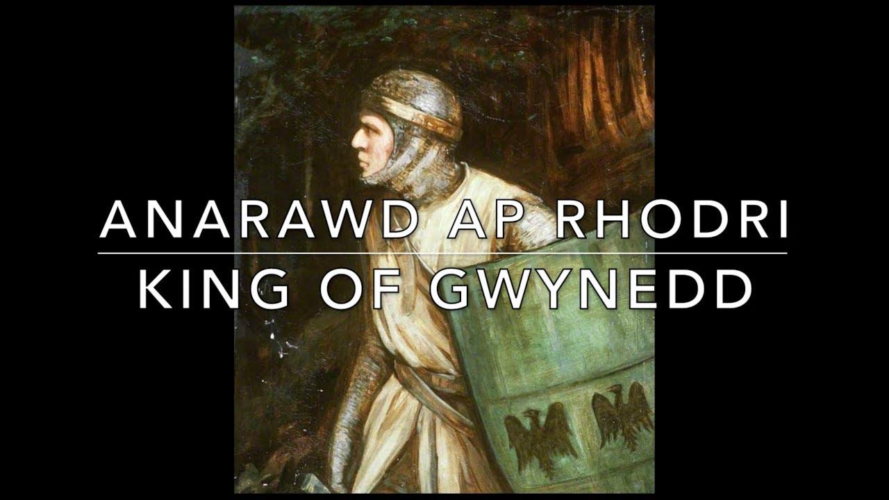 Anarawd ap Rhodri: King of Gwynedd (878-916)