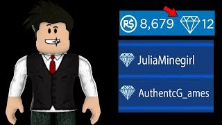 NO ROBLOX DIAMONDS?