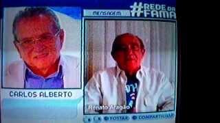 Renato Aragão dá Depoimento na Homenagem ao Carlos Alberto da Nobrega!