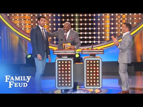 Mother knows best!  Family Feud