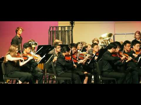Blair Full Orchestra Spring Concert