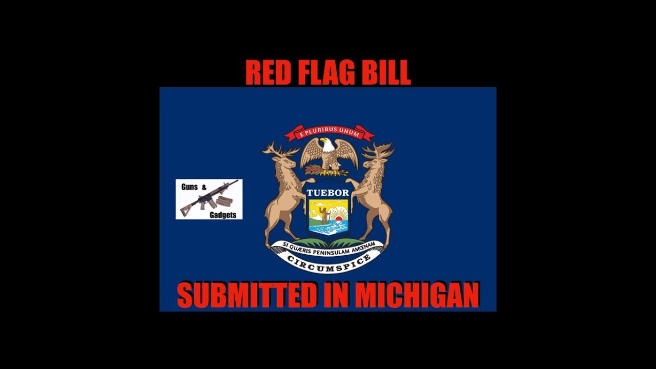 Red Flag Submitted In Michigan
