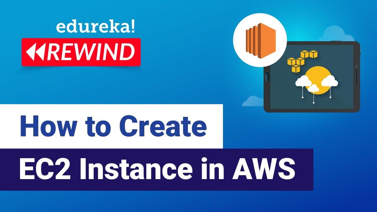 How to Create EC2 Instance in AWS | AWS EC2 Tutorial | AWS Tutorial