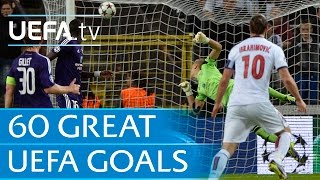 60 Great UEFA Goals: Part 6