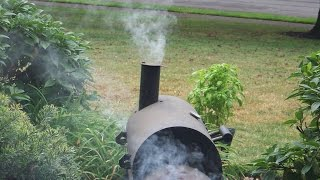 Wood Smoke, Bbq, Pork Ribs, Chicken Thigh, Corn, Zuccini 5/7 Chef John The Ghetto Gourmet Show Ii