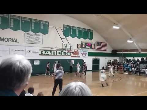 San Joaquin Memorial vs Garces Memorial High School SJM wins 69 - 39