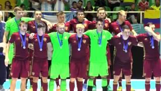 чМ-2016. Финал. Россия - Аргентина. 4:5