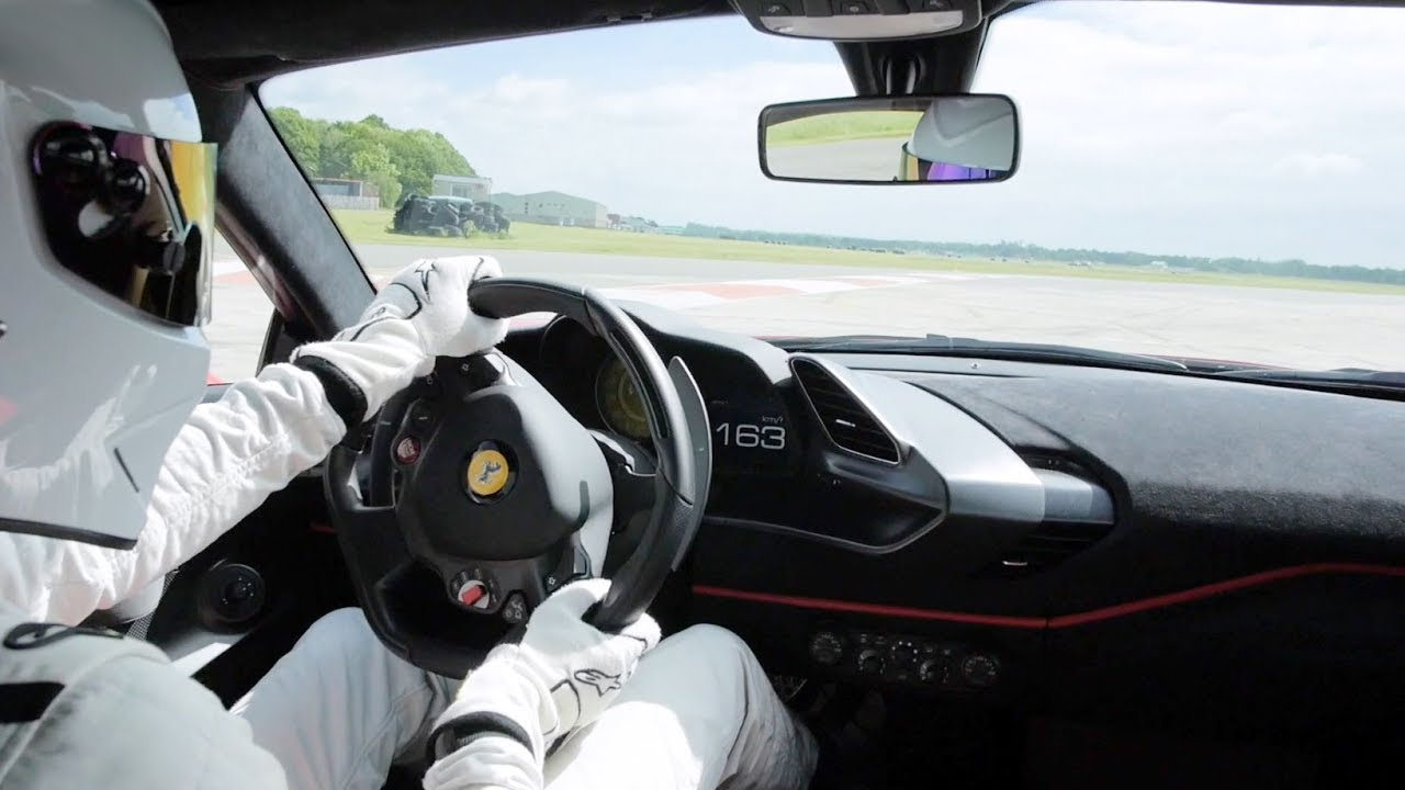Stig Lap: Ferrari 488 Pista | Top Gear: Series 27