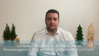 🎄 Mein politischer Adventskalender: 24 Türchen, 24 Themen - 5. Türchen!
