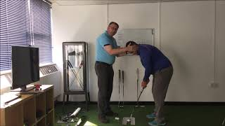 Training glasses and Putting mirror drill