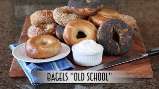 "Bagels ""Old School"" 