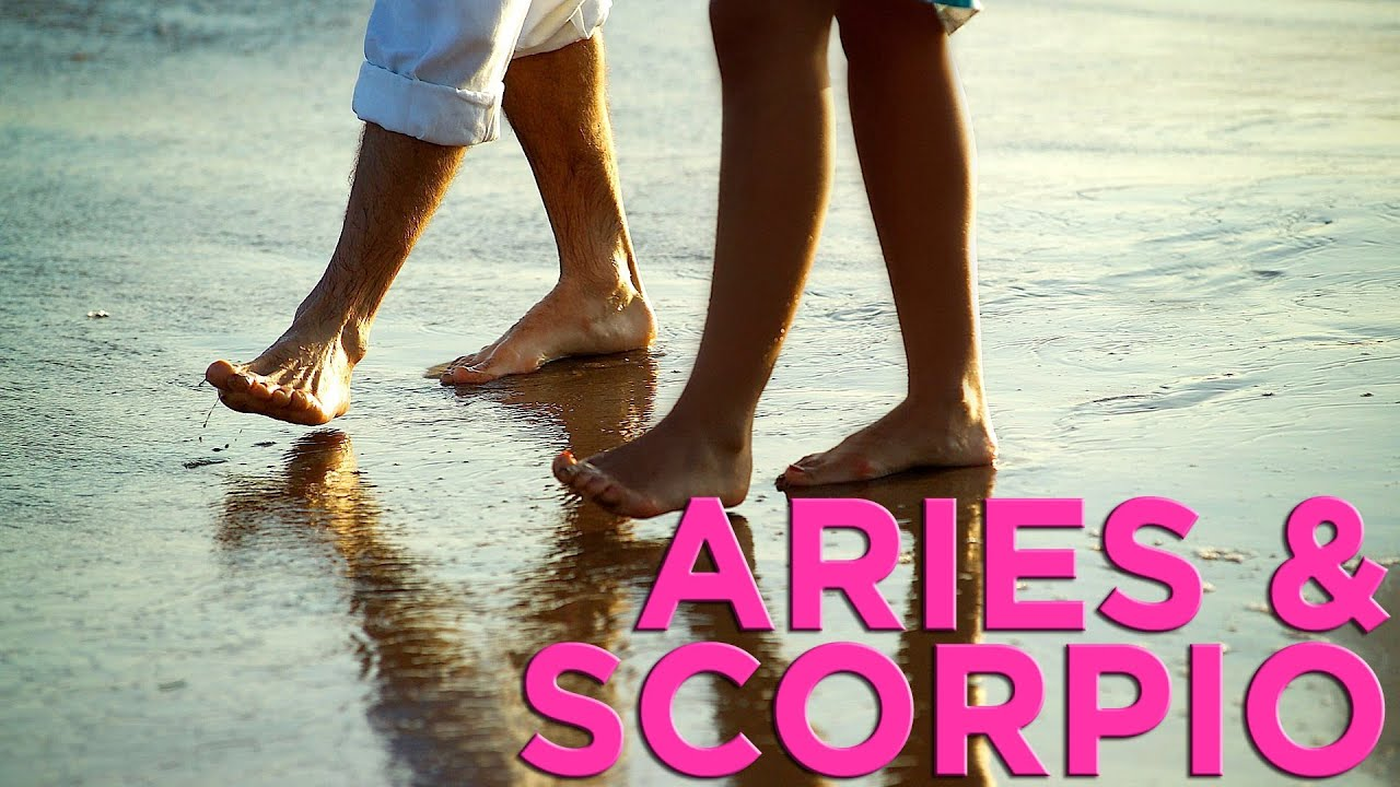 Are Aries & Scorpio Compatible? | Zodiac Love Guide - YouTube