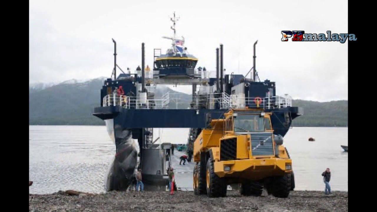 M/V Susitna: Biggest Ambulance Ship Arrived in the Philippines for ...