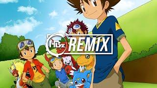 Digimon - Leb deinen Traum (HBz Bounce Remix)