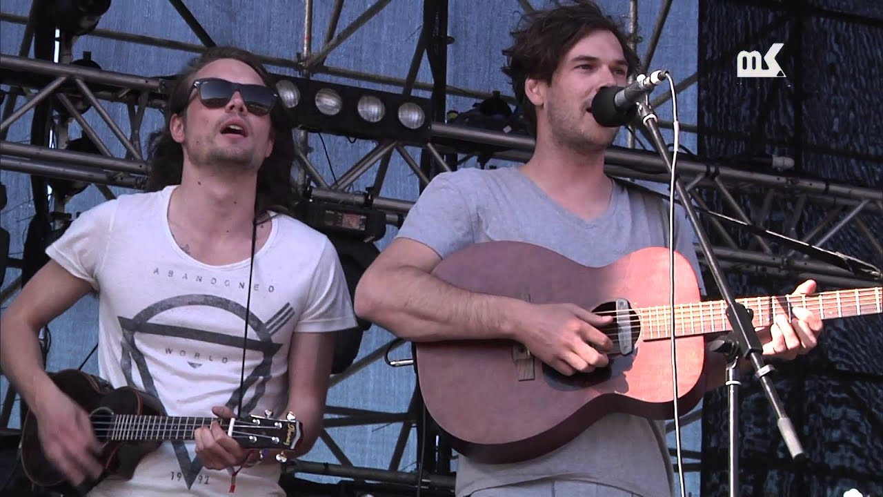 Rocking The Daisies 2013: ShortStraw Live Performance