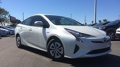 2016 Prius 4 Review Advanced Technology Package