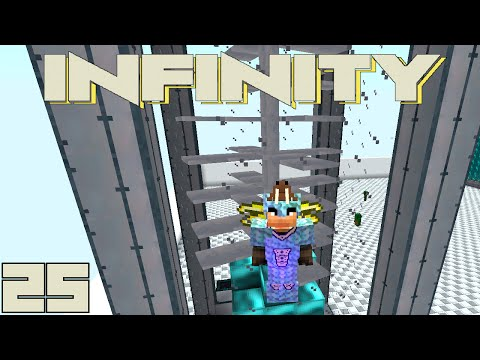Minecraft Mods FTB Infinity - BIG REACTORS TURBINE [E25] (HermitCraft Modded Server)