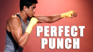 How to hit the hook on the punch face